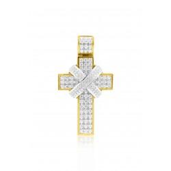 Crucified Cross