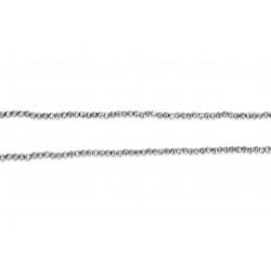 Diamond Cut Ball Chain I