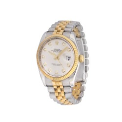 Rolex Date-Just Steel/Yellow Gold